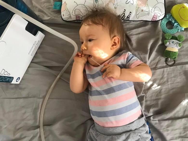 13-miesięczny Kacper pojedzie na terapię do Stanów Zjednoczonych. Udało się zebrać ponad 9 mln zł