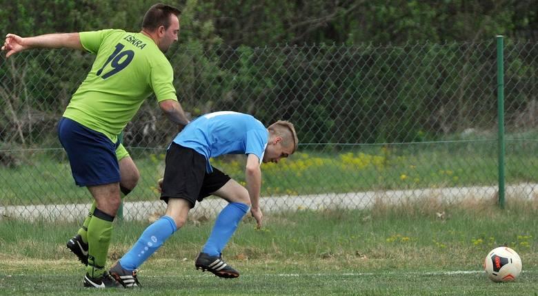 Łęg Kopcie ograł 3:0 Iskrę Sobów-Tarnobrzeg w grupie 1 klasy B Stalowa Wola