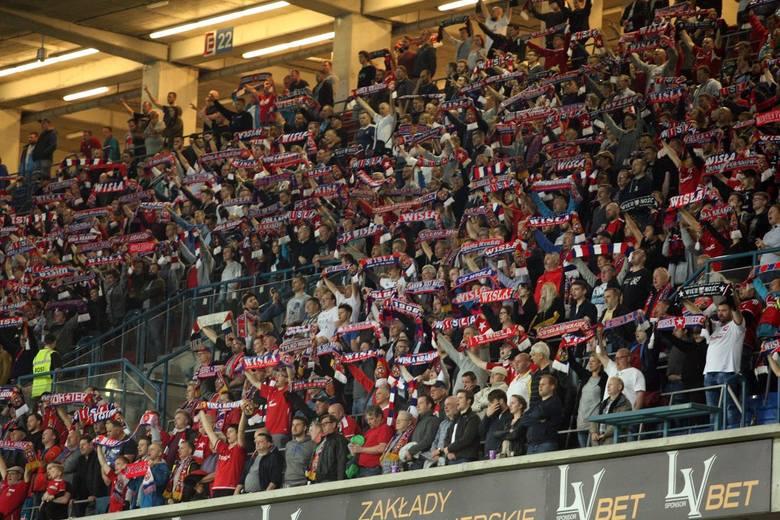Zdjęcia z meczu Wisła Kraków - Zagłębie Lubin 3:0 [GALERIA]