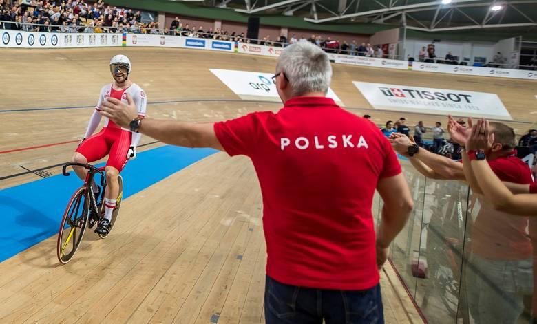 Gwiazdy kolarstwa torowego w Pruszkowie. ORLEN Grand Prix Poland zgromadzi najlepszych polskich i wielu zagranicznych zawodników