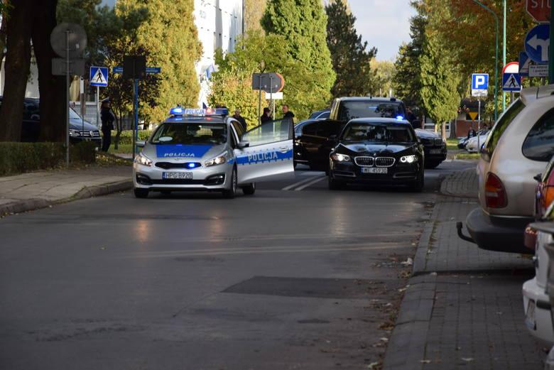 Prokuratura Rejonowa w Oświęcimiu umorzyła śledztwo w sprawie potrącenia 9-latka przez radiowóz z prezydenckiej kolumny