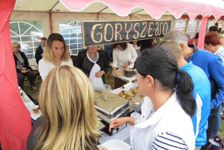 W Goryszewie (gm. Mogilno) odbył się jubileuszowy, 10. festyn Święto Kaszy. Imprezę, której organizatorami są od początku miejscowe Koło Gospodyń Wiejskich