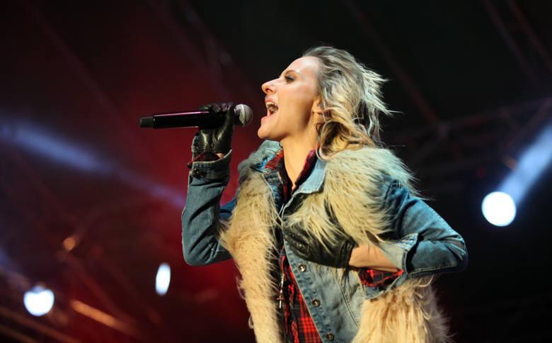 XXIII Finał WOŚP w Łodzi. Patrycja Markowska zaśpiewała w Manufakturze [ZDJĘCIA, FILM]
