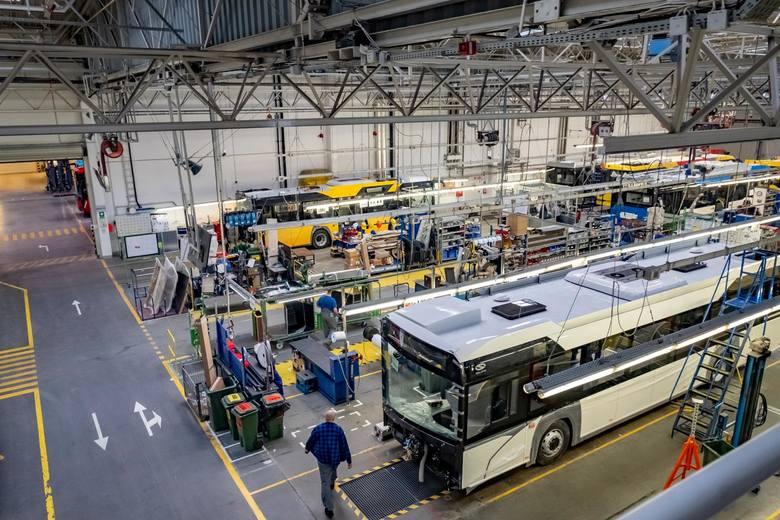 Pod względem liczby autobusów elektrycznych Polska zajmuje piąte miejsce w Europie. Po polskich miastach jeździ już 155 e-busów, a kolejne 250 czeka, by wyruszyć w trasę. Ponad 75 proc. tych zamówień to właśnie pojazdy Solarisa.s