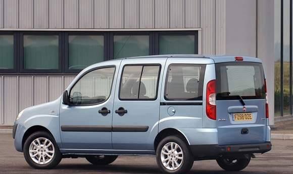 Dla drobnego przedsiębiorcy zakup Fiata Doblo korzystniejszy jest w formie kredytu