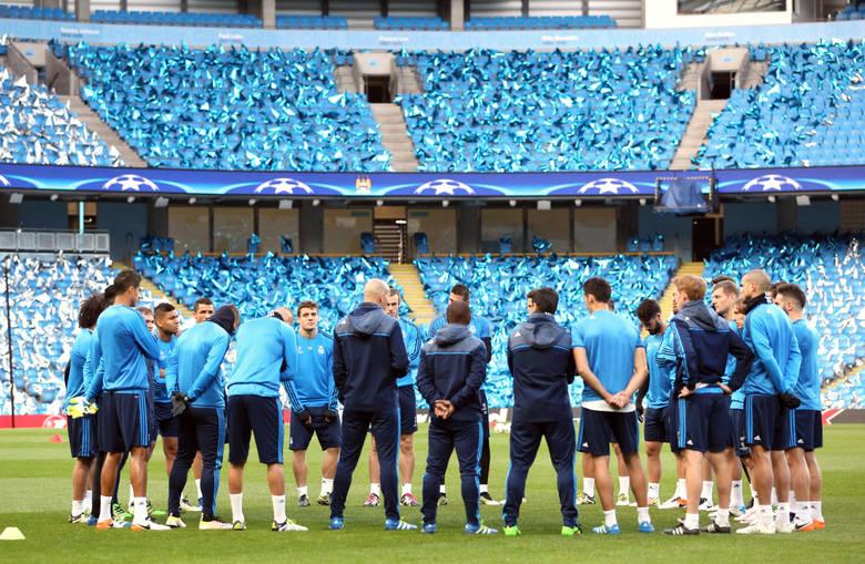Manchester City - Real Madryt na żywo już dziś, 26 kwietnia (26.04). Pierwszy mecz półfinałowy Ligi Mistrzów Manchester City - Real Madryt. Transmisja