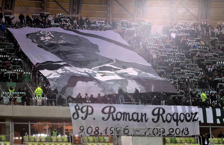 Transparent pamięci Romana Rogocza
