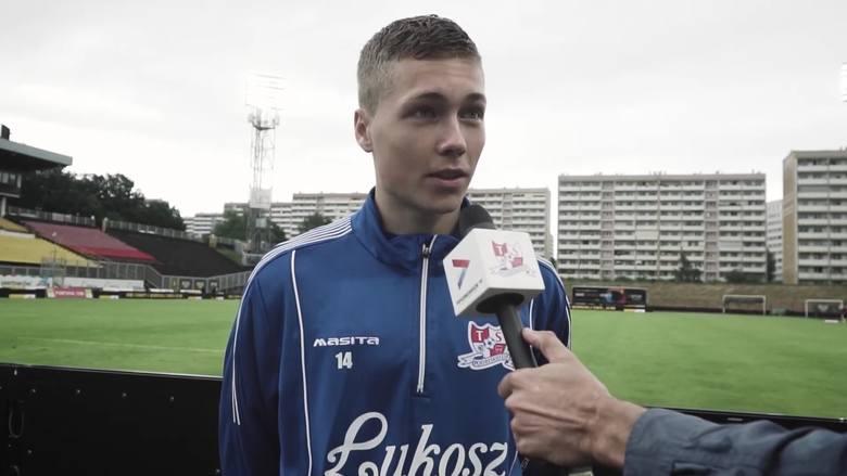 Mateusz Sopoćko to piłkarz Lechii Gdańsk