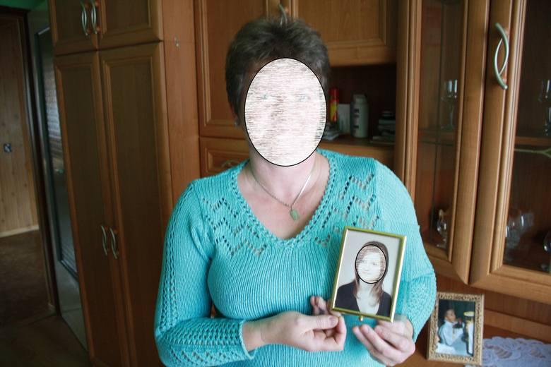 Matka porwanej dziewczyny
