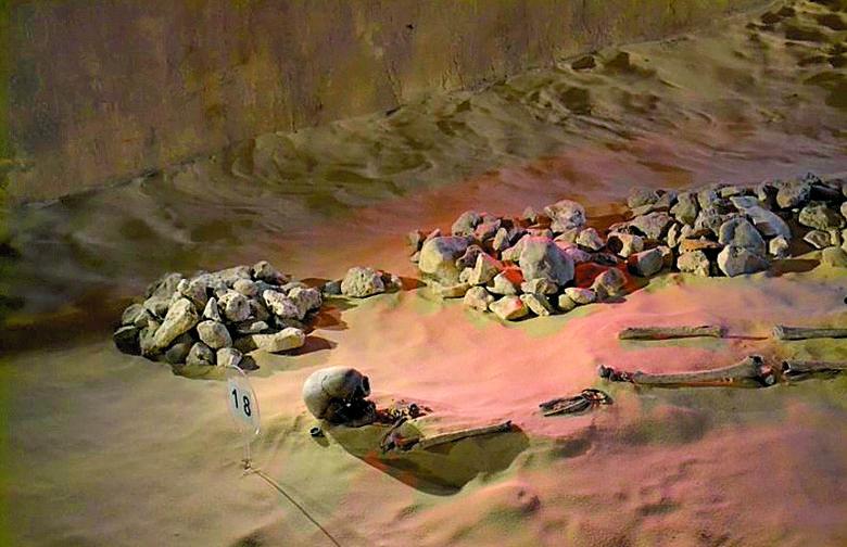 Rekonstrukcję osady można zobaczyć w Rezerwacie Archeologicznym w Częstochowie.