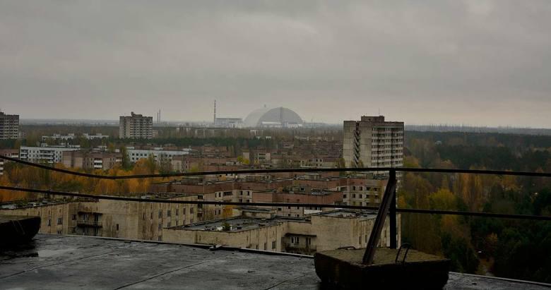 Zobacz, jak dziś wygląda okolica miejsca wybuchu elektrowni jądrowej w Czarnobylu. Prypeć i jego okolicę odwiedził jeden z poznańskich eksplorerów -