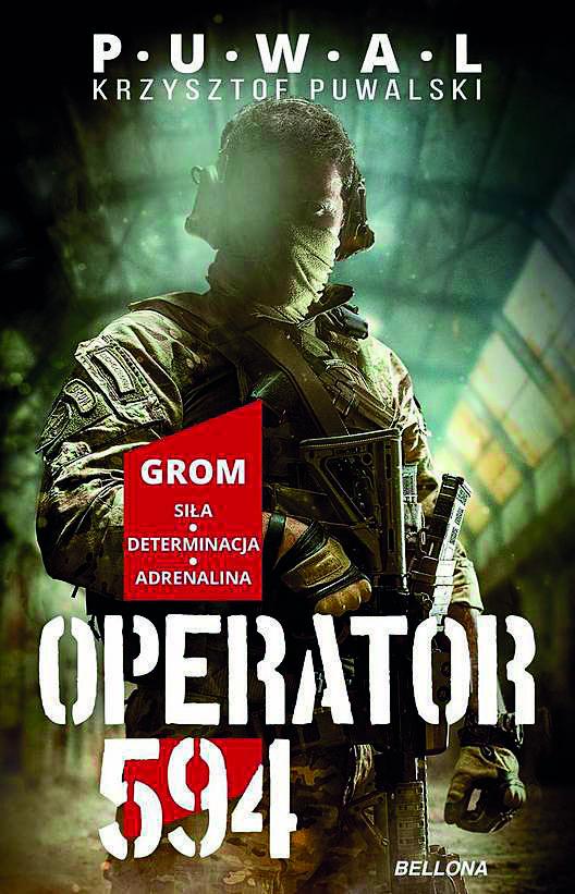 Były oficer GROM: Dopóki oddychasz, możesz wszystko!