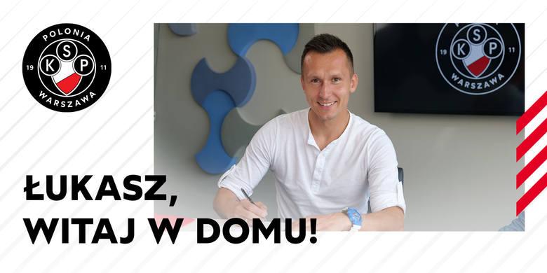 Łukasz Piątek wrócił na Konwiktorską w Warszawie