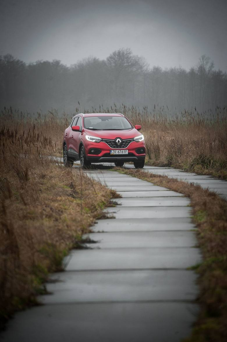 Renault nie tylko na długą podróż, ale też do pracy