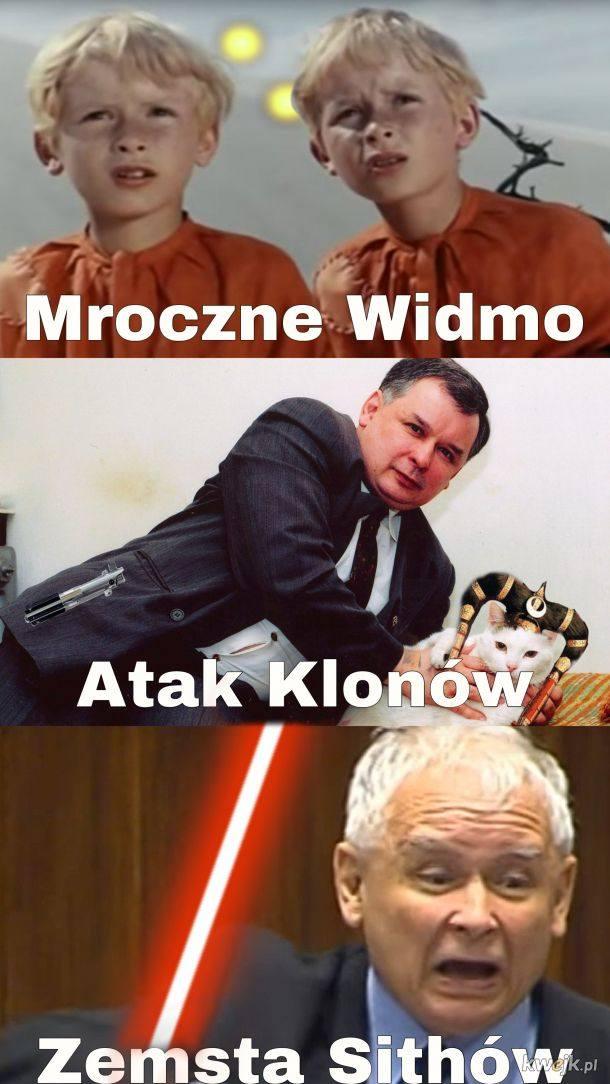 Najlepsze MEMY z Jarosławem Kaczyńskim w roli głównej. Jedni go kochają, inni nienawidzą [GALERIA] [15.07.2020]