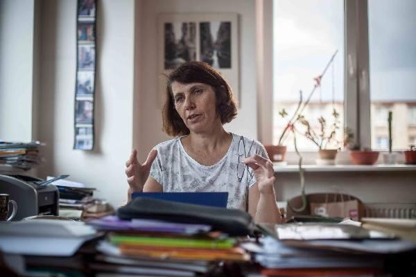 Prof. Joanna Wibig z Katedry Meteorologii i Klimatologii Uniwersytetu Łódzkiego