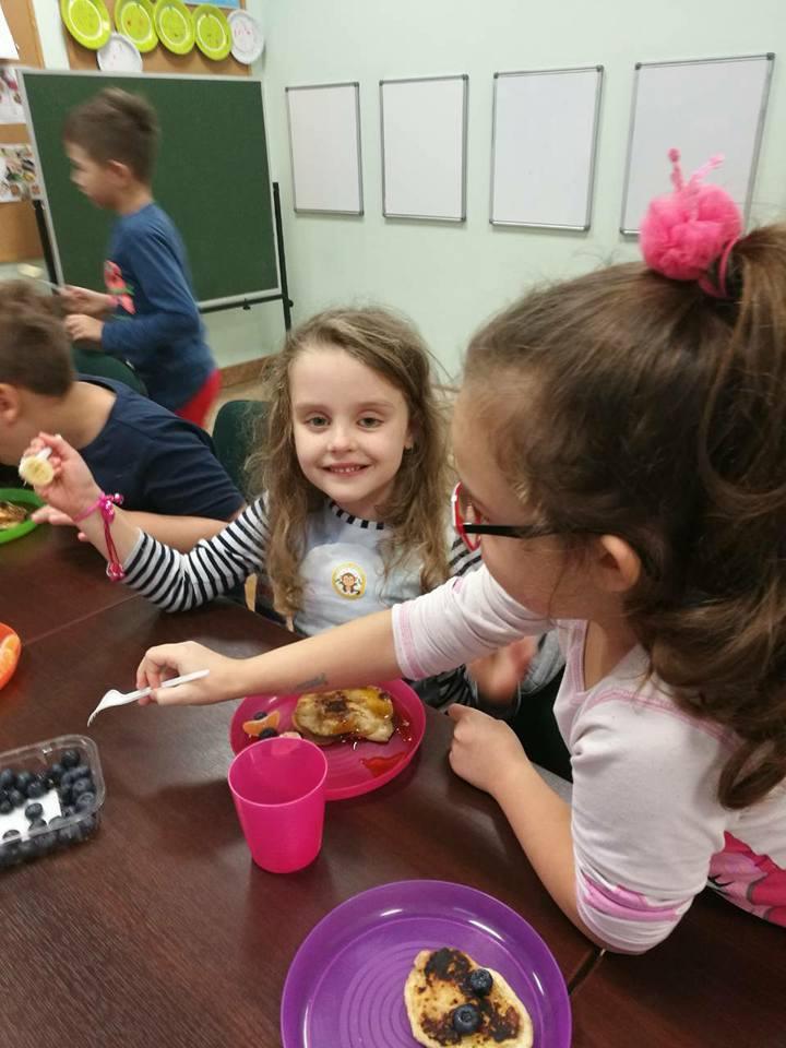 It`s all about food. Na kulinarne warsztaty dla dzieci zaprasza Szkoła Języków Obcych ABC