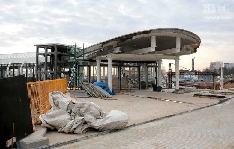 PKP nie wie, kiedy skończy się modernizacja dworca. Więcej dowiemy się po nowym roku. Inwestor zapewnia, że prace warte 117 mln zł nie stracą dofinansowania