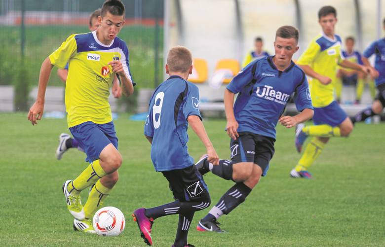 Do tej pory młodzi piłkarze muszą płacić za badania lub szukać lekarza poza Opolem.