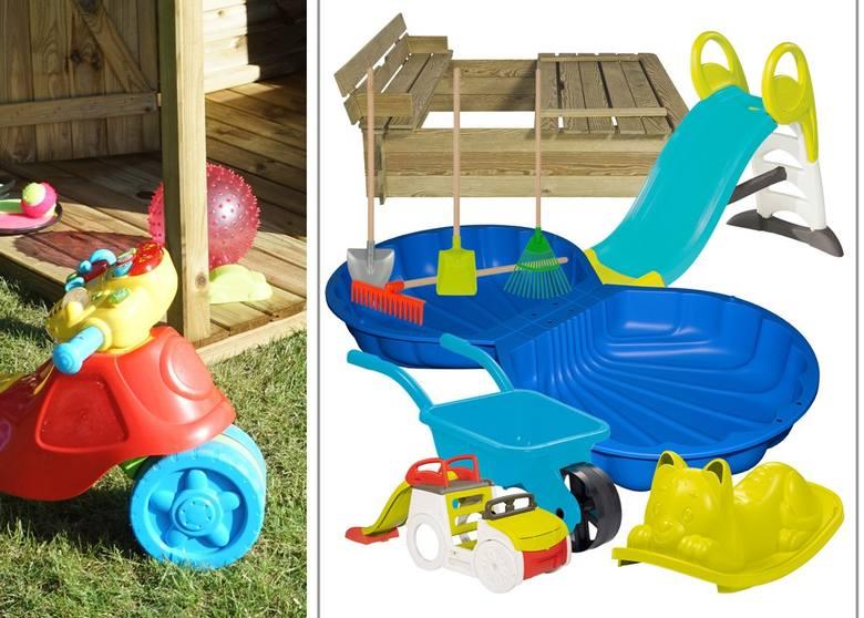 Urządzamy plac zabaw w ogrodzie! [PORADNIK]