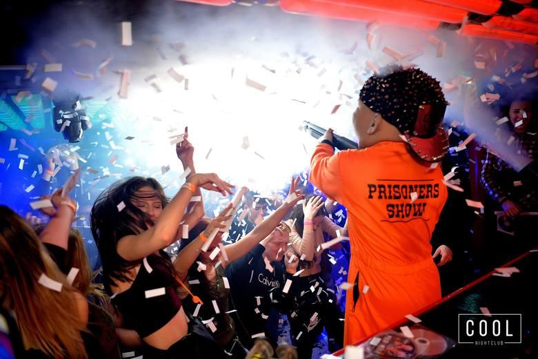 PRISONERS SHOW w klubie Cool w Słupsku. Zobacz fotogalerię z imprezy.