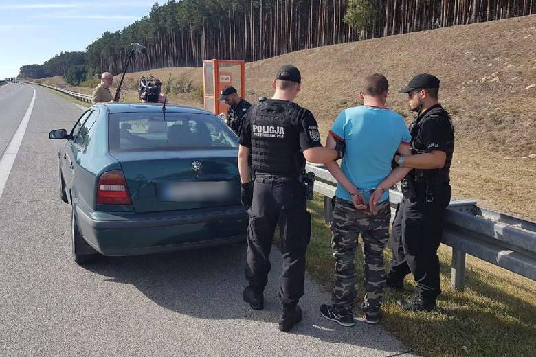Telewizyjna ekipa Polsatu - Artur Borzęcki, Maciej Starzyński oraz Wojciech Mrozek odegrała kluczową rolę w zatrzymaniu na autostradzie A2 nietrzeźwego