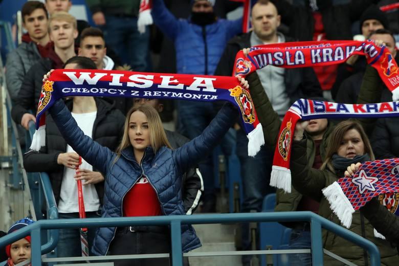 3.03.2019: Wisła - Pogoń Szczecin