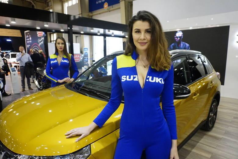 W Poznaniu zaczęły się targi Motor Show 2019, czyli największa motoryzacyjna impreza w Polsce. Wprawdzie pierwszy dzień zarezerwowany był dla prasy i