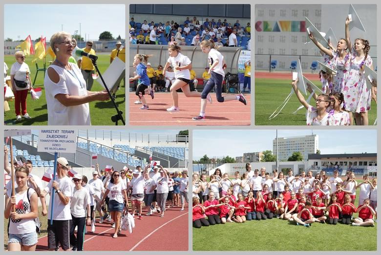Na stadionie OSiR we Włocławku spotkali się uczestnicy 5. Olimpiady Hefajstosa, czyli turnieju osób niepełnosprawnych. Obecne były stowarzyszenia, kluby,