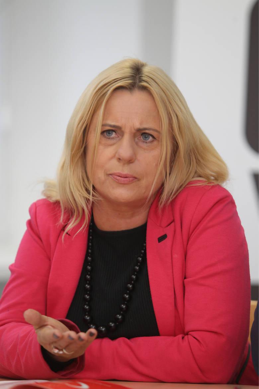 Joanna Jaśkowiak nie zdecydowała się na start do Sejmu z listy Koalicji Obywatelskiej.