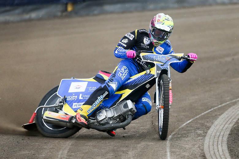 10. Grigorij LagutaNajlepszy zawodnik Motoru na półmetku sezonu zasadniczego. W 7 dotychczasowych meczach pojechał w 34 biegach, z których wygrał 14.