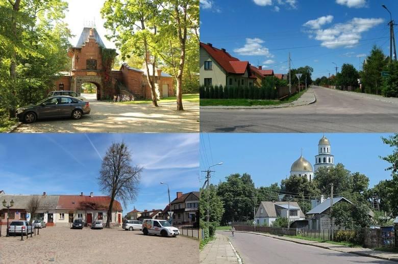 W województwie podlaskim jest 3 277 wsi, ale które z nich mają najwięcej mieszkańców? Sprawdziliśmy. Zaczynamy odliczanie!