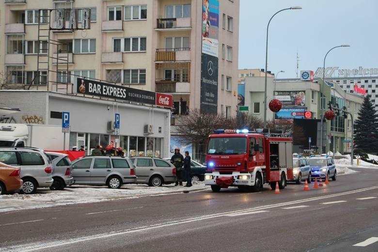 Białystok. 28-latek stanie przed sądem za śmiertelne potrącenie kobiety na chodniku. Jest akt oskarżenia [ZDJĘCIA]