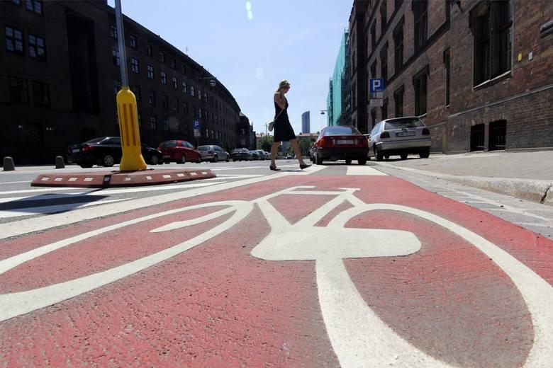 Wrocław: Obniżą krawężniki na ścieżkach rowerowych (SPRAWDŹ GDZIE)