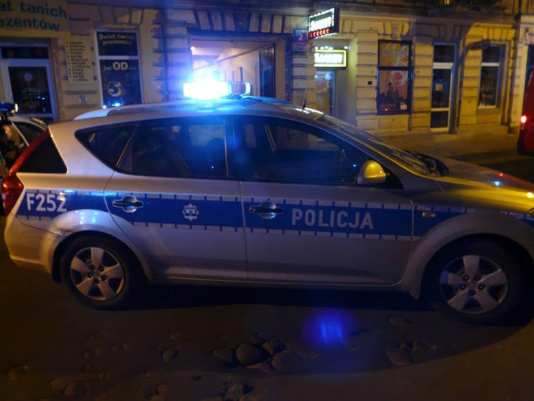 Pościg za dilerami narkotyków w Łodzi. Zatrzymano dwóch 26-latków