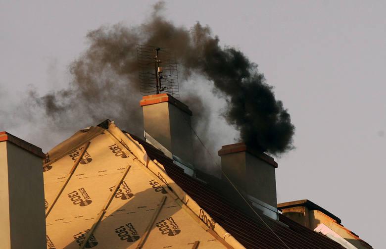 smog czyste powietrze