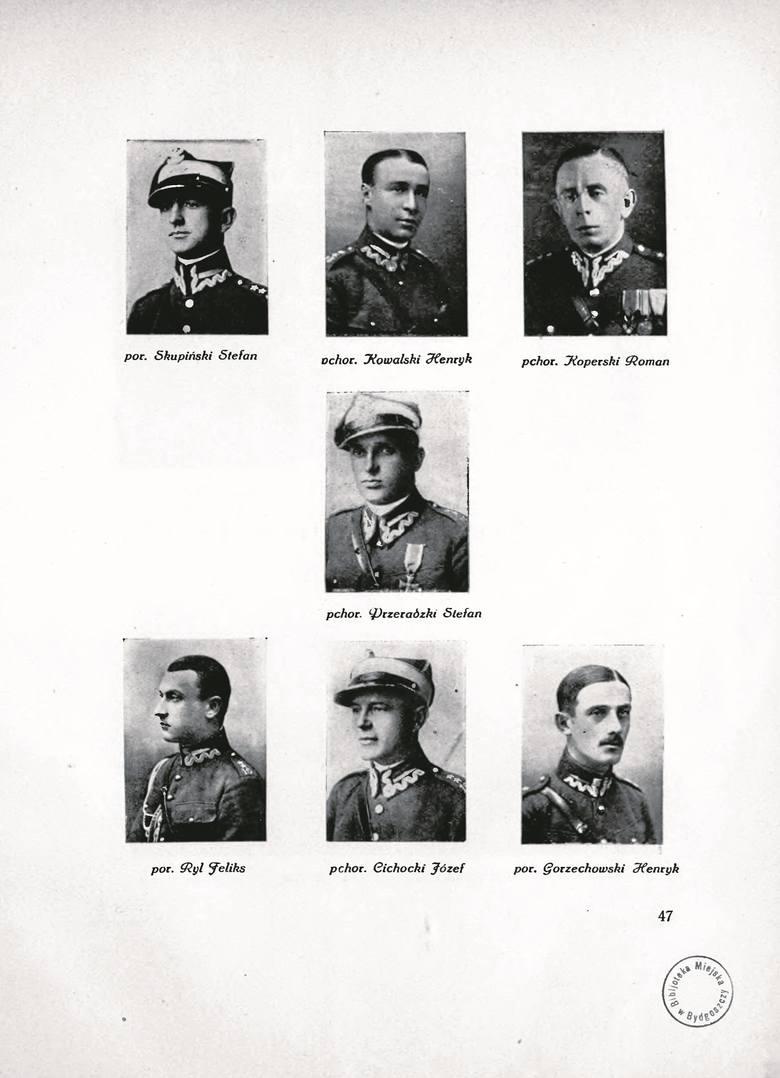 Henryk Gorzechowski (zdjęcie z prawej u dołu)