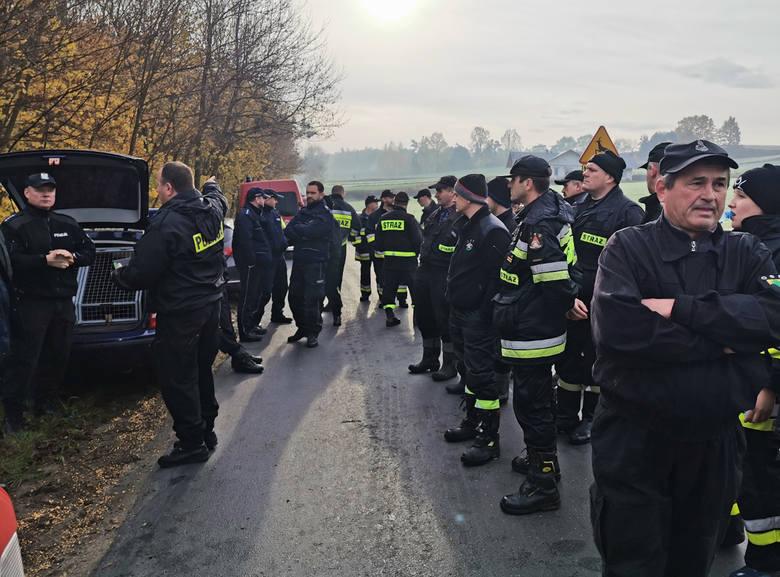 Trwają poszukiwania 77-letniego mieszkańca Brodnicy - to Bernard Wudziński, zamieszkały w Brodnicy, przy ulicy Kazimierza Wielkiego 2/8 który 6 listopada
