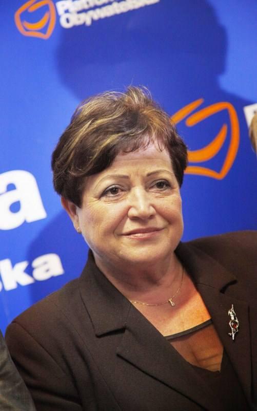 Bożena Szydłowska, posłanka PO ze Swarzędza - 35 tys. zł - tyle posłanka wydała w 2012 r. na wynajem sal na spotkania z wyborcami.