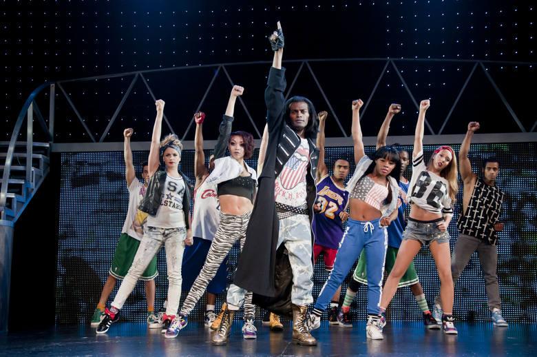 """Spektakl """"Thriller Live!"""" zobaczymy w Poznaniu w poniedziałek i we wtorek"""