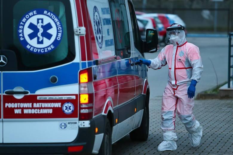 61 nowych przypadków koronawirusa na Pomorzu. W tej grupie jedna osoba ze Słupska