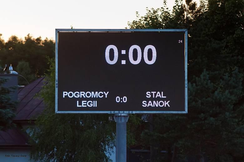 W ramach dni Sanoka odbył się mecz Ekoball Stal Sanok - Pogromcy Legii Warszawa. Spotkanie pomiędzy Ekoballem Stalą i byłymi piłkarzami Stali zakończyło