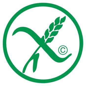 Bezglutenowe, bez glutenu, symbol żywności bez glutenu, Znak Przekreślonego Kłosa - Europejski System Licencyjny (ESL)