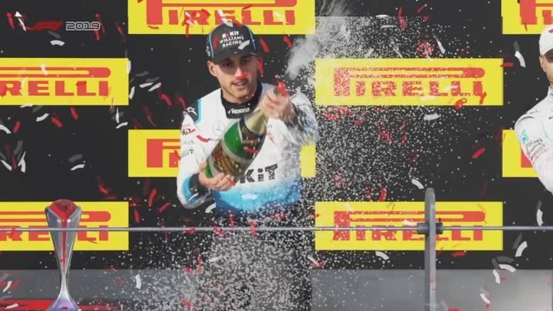 """""""F1 2019"""" to najnowsza wersja gry wideo uznanego producenta Codemasters. Jako że jest to oficjalny tytuł i na pełnej licencji, to jest"""