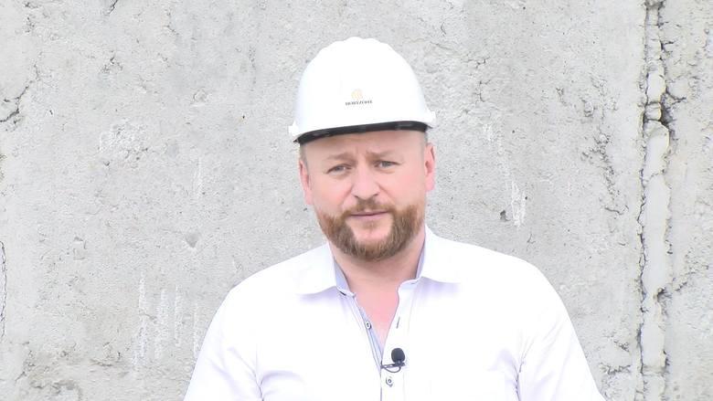 Mirosław Nowak, prezes firmy Nowy Horyzont Development, realizuje osiedle LOFT Rzeszów.