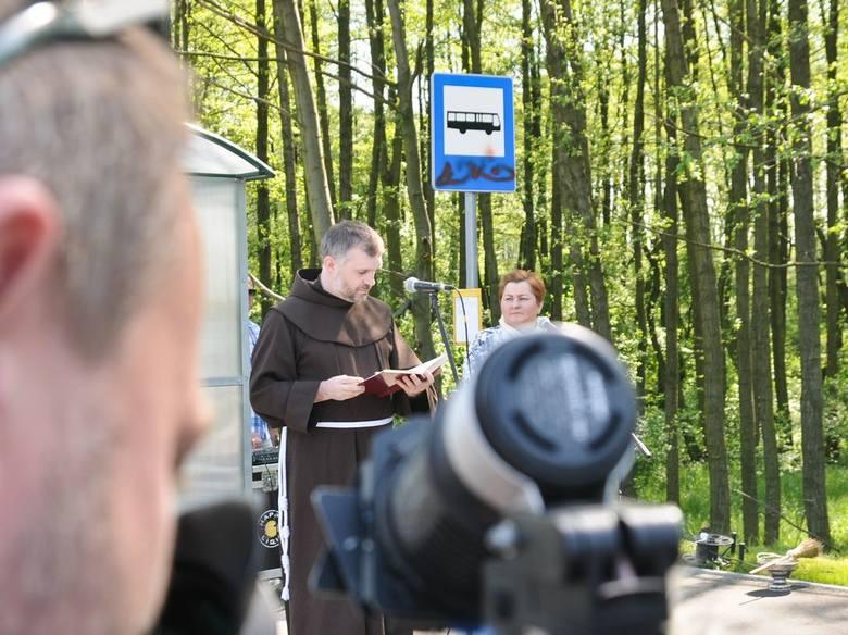 Oficjalne otwarcie po remoncie ul.Nieszawskiej