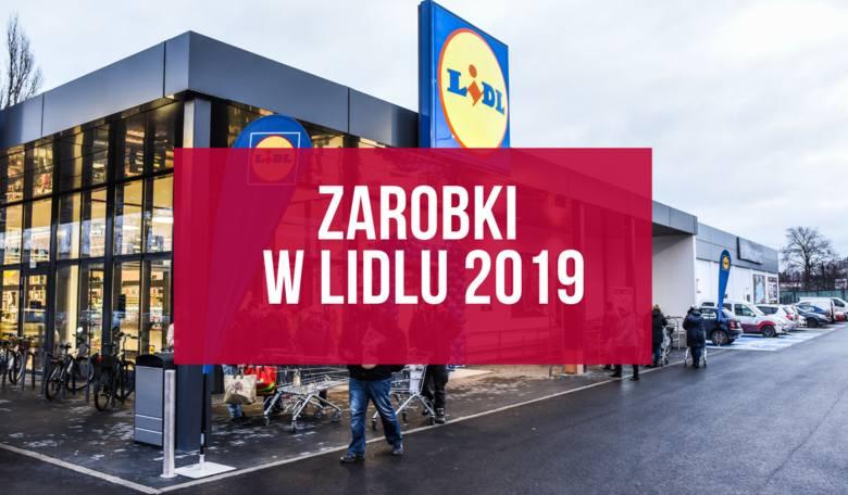 Lidl Polska podał zarobki swoich pracowników. W najnowszym raporcie możemy sprawdzić, ile naprawdę zarabia magazynier, kasjerka czy nowy pracownik L