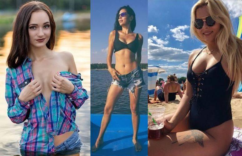 Piękne dziewczyny często robią sobie zdjęcia nad zalewem w Sielpi i publikują je w serwisie Instagram. Specjalnie dla Was dokonaliśmy subiektywnego wyboru