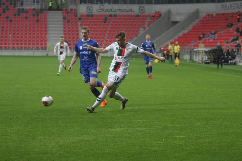 GKS Tychy - Wigry Suwałki 5:0