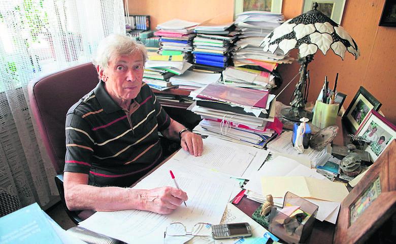 prof. Władysław Welfe